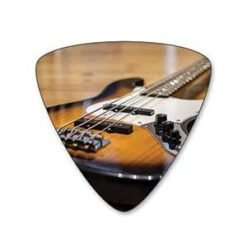 Custom Bass Picks - Single Sided Print