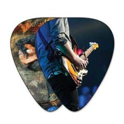 Custom Guitar Picks - Double Sided